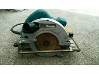 Makita curcular saw 110v