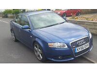 Beautiful 2006 Audi A4 S Line With Full Leathers