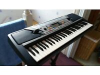 Yamaha PSR 280 Keyboard and Stand