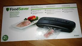 Brand New FoodSaver Black Vacuum Sealing Machine