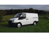 Late 2008 ford transit swb 85 t280 fwd 6 seater