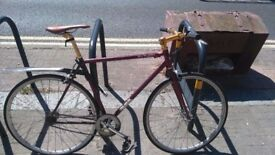 Single speed/fixie Road bicycle