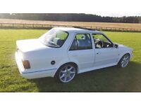 Ford orion rs turbo