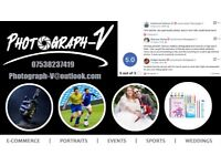 Professional Freelance Photographer For Hire!
