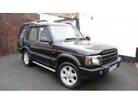 2004 Landrover Discovery ES Premium - TOP OF THE RANGE ALL THE EXTRAS POSSIBLE - not defender range