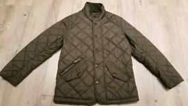 Boys Barbour Chelsea Quilted Jacket