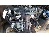 FORD TRANSIT FWD ENGINES