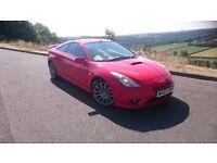 Toyota Celica VVTI 140 For sale