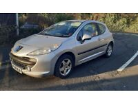 2009 Peugeot 207 1.4 HDI 12M MOT! FSH! £30 TAX! Drives Superb!