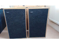 Goodmans High Fidelity Mezzo SL Loudspeaker System, Matched Stereo Pair
