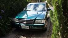 1995 Mercedes-Benz C180 Elegance Sedan Oakdowns Clarence Area Preview