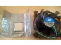 Intel Celeron G1610 SR10K SK1155 2.60GHz Dual Core CPU 2MB L3 Cache DDR3 Support + Heatsink and Fan