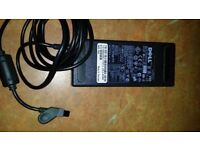 Genuine Dell 90W Laptop AC Adapter Charger PA-9 ADP-90FB 6G3