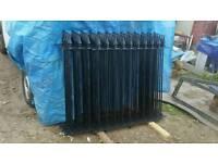7 unique black railings