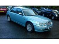Rover 75 Automatic Full service history full mot Excellent drives