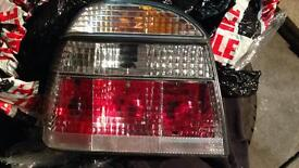 Golf mk3 rear clear lights