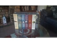 Game of thrones complete book collection brand new