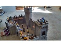 Playmobil Castle Large! with 60 Knights. Fantastic Bargain!