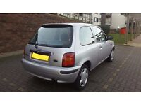 Nissan micra 1.0i ( more reliable than newer shape)