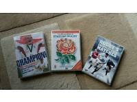 Rugby dvds