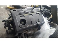 Fiat dable 1.9 JTD Complete engine