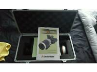 Celestron spotting scope c/with built in camera