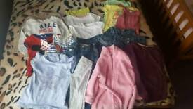 Girls clothes ages 5 to 6
