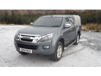 Isuzu D-Max Yukon 2.5 TD Double Cab Pick Up - 1 owner - Full Service History - NO VAT!!!