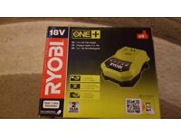 Ryobi one + Super charger