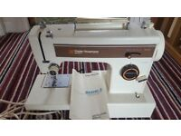 Electric sewing machine Frister/Rossmann