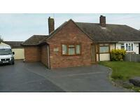 3 bed Bungalow Lounge, Dining Room, Kitchen/Bfast room NO SINGLE PARENTS OR CHILDREN UNDER 12