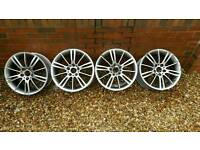 BMW MV3 M SPORT ALLOYS