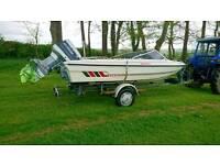 17ft fletcher bravo speed boat price dop