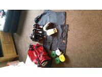 Boys Jiu Jitsu kit & sports bag - excellent condition