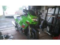 Kawasaki zzr400 rare bike now