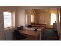 Office Rental for 4-5 Persons fr £150wk 5 Mins fr M275/Hilsea Train Stn/Ports Central.Fully Serviced