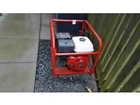 Honda gx 240 petrol generator 4.2 kv