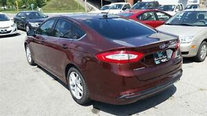 2015 Ford Fusion SE w/Ecoboost, Backup Camera, Heated Seats & Mo London Ontario image 3