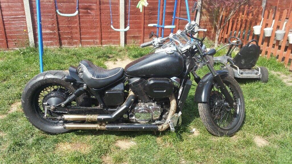 Honda shadow bobber | in Lowestoft, Suffolk | Gumtree