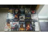 15 Dvds Some Are Sealed BrandNew All For £50