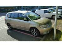 Toyota avensis 7 seaters