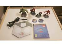 Disney Infinity 2.0 Marvel Super Heroes Starter Pack For PS3