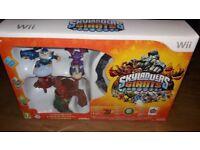 Skylanders Giants Nintendo Wii starter pack bundle - Collection only from Belvedere, DA17 6DL