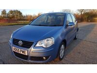 2006 Volkswagen Polo 1.4 Auto 5dr Low Mileage Only 37k Full Service History HPI Clear