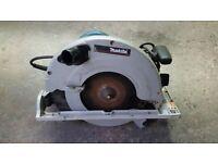makita 5900r 9 inch circular saw 240v £40