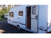 2004 swift charisma 565, 4 berth with motor mover.
