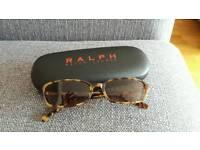 Ralph Lauren original/retro sunglasses and hard case