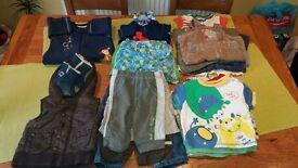 Boys Clothes Bundle (3 - 6m)
