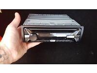 SONY STEREO. CD, USB, MP3, AUX INPUT