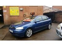 2002 Vauxhall Astra 1.8 SRI - 3 Months Warranty